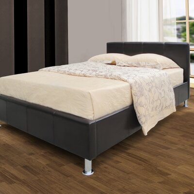 Homestead Living Daisy Upholstered Ottoman Bed