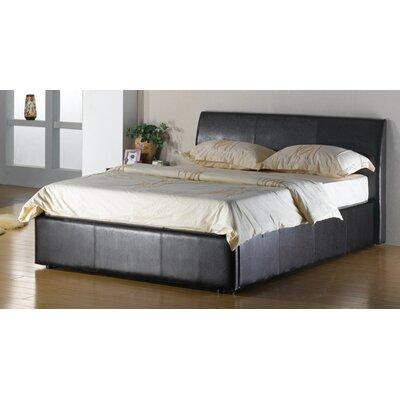 Homestead Living Upholstered Ottoman Bed Frame