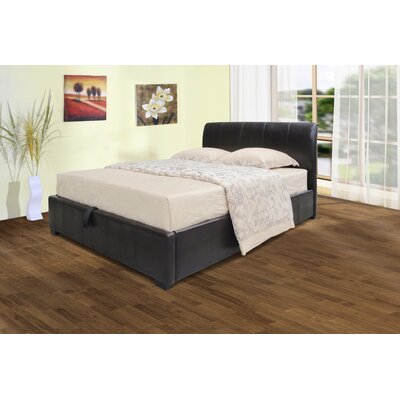 Homestead Living Toby Upholstered Ottoman Bed