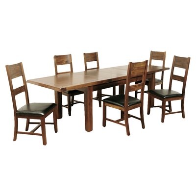 Homestead Living Matarazz Extendable Dining Table