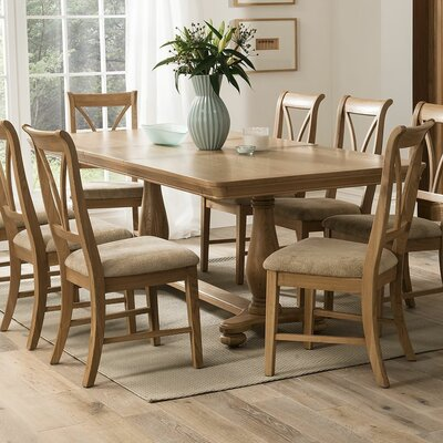 Homestead Living Rowan Extendable Dining Table and 6 Chairs