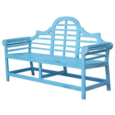 Homestead Living Voyager 3 Seater Metal Bench