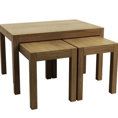 Homestead Living Felicia 3 Piece Nest of Tables