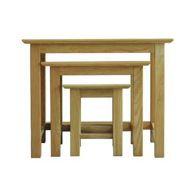 Homestead Living Marley 3 Piece Nesting Tables