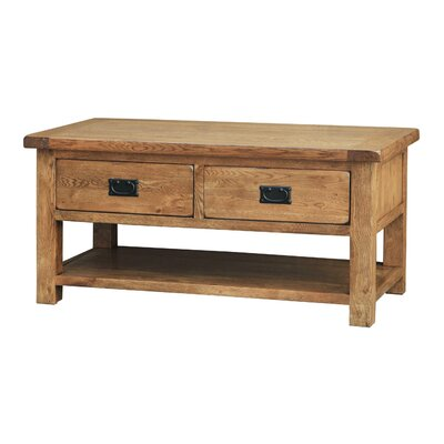 Homestead Living Rayleigh 2 Drawer Coffee Table