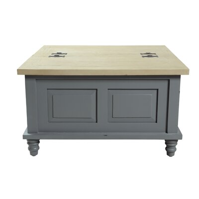 Homestead Living Coffee Table with Lift Top