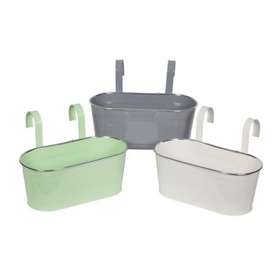 Homestead Living Milbrook Oval Wall Mounted Planter