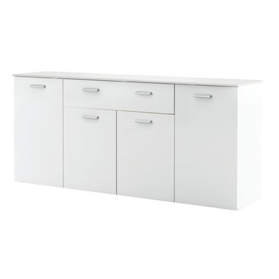 Homestead Living 4 Door 1 Drawer Sideboard