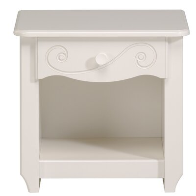 Homestead Living Alicia 1 Drawer Bedside Table