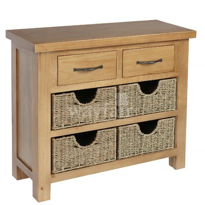 Homestead Living South Hero Console Chest