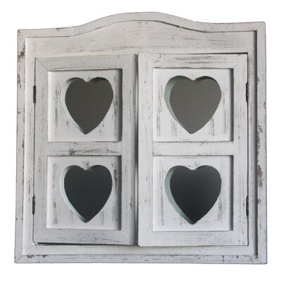 Homestead Living Heart Mirror