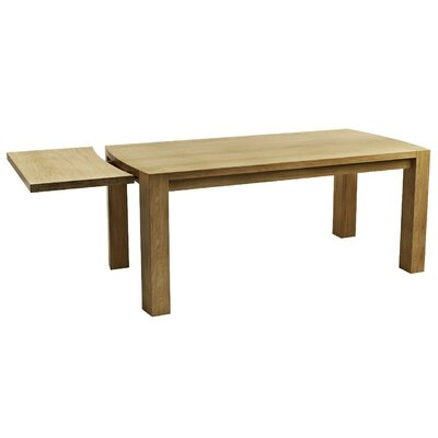 Homestead Living Heyington Extendable Dining Table in 90 cm W × 100 cm L