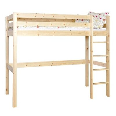 Homestead Living Dugdale European Single High Sleeper Bed