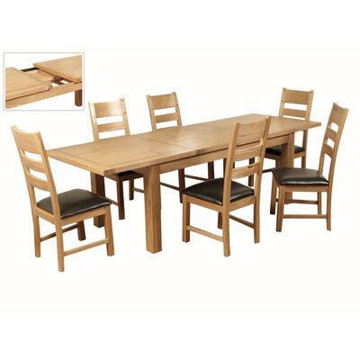 Homestead Living Francesco Extendable Dining Table