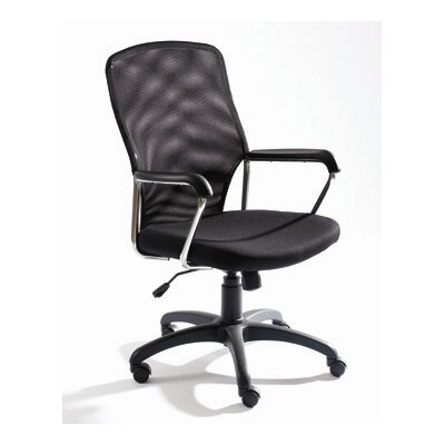 Home Etc Spirit High-Back Mesh Executive Chair with Lumbar Support