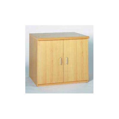 Home Etc Draco 2 Door Storage Cabinet