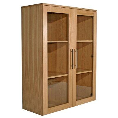 Home Etc Oakwood Display Cabinet