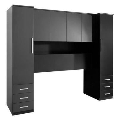 Home Etc Duveau Storage Headboard