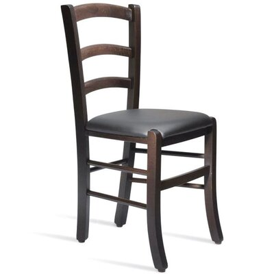 Home Etc Solid Beech Upholstered Dining Chair