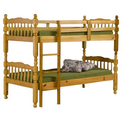 Home Etc Madrid Single Bunk Bed