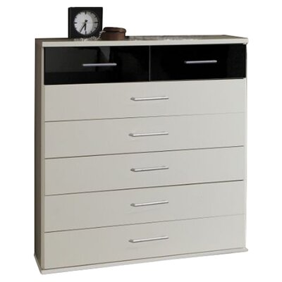 Home Etc Grus 7 Drawer Chest of Drawers