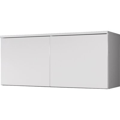 Urban Designs Trento 2 Door Storage Cabinet