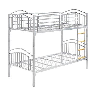 Home Etc Vernon European Single Bunk Bed