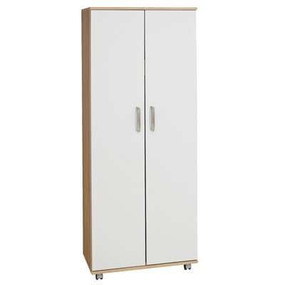 Home Etc Sevada 2 Door Wardrobe