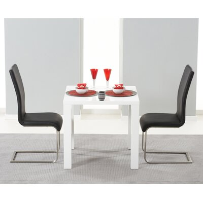 Home Etc Chelsea Dining Table and 2 Chairs