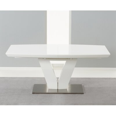 Home Etc Taldra Extendable Dining Table