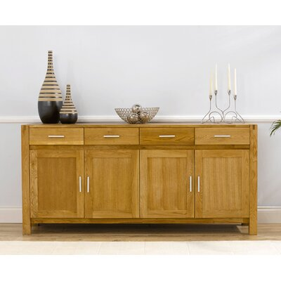 Home Etc Verona 4 Door 4 Drawer Sideboard