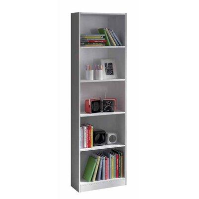 Home Etc Mila Tall 180cm Standard Bookcase
