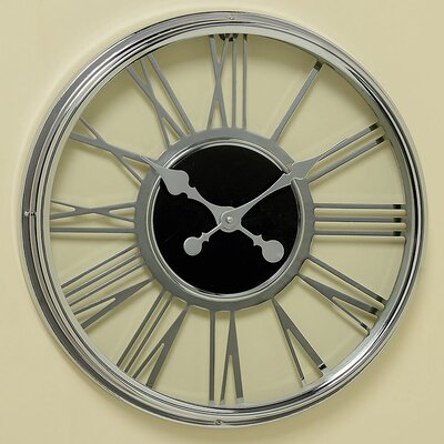 Home Etc Rokko 44cm Analogue Wall Clock