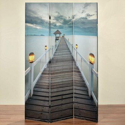 Home Etc Platform 180 x 120cm 3 Panel Room Divider