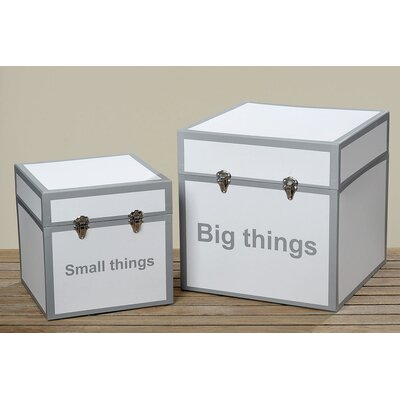 Home Etc Things 2 Piece Box Set