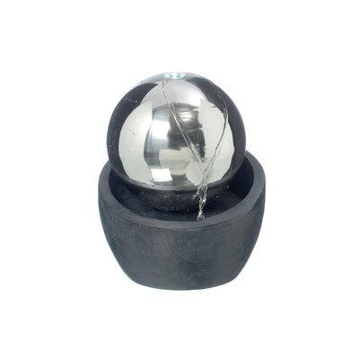Home Etc Galaxy Polyresin Ball Fountain