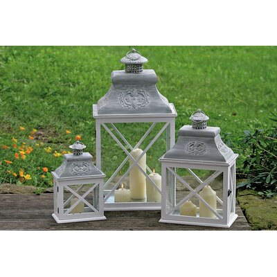 Home Etc Brighton 3-Piece Lantern Set