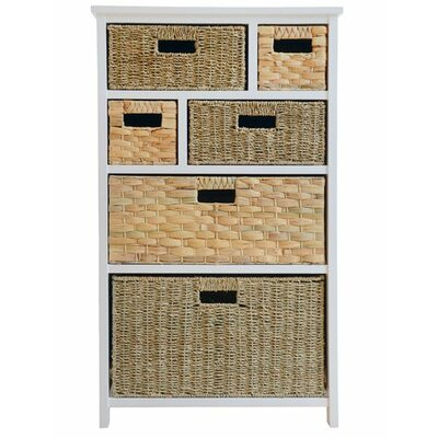 Home Etc Tanya 6 Drawer Chest