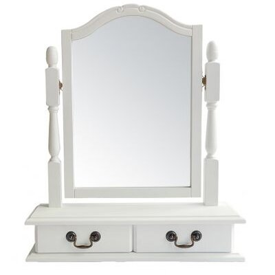 Home Etc Annabelle Arched Dressing Table Mirror