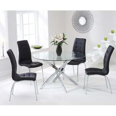 Home Etc Dawson Dining Table and 4 Chairs