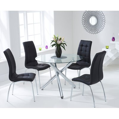 Home Etc Nessa Dining Table and 4 Chairs