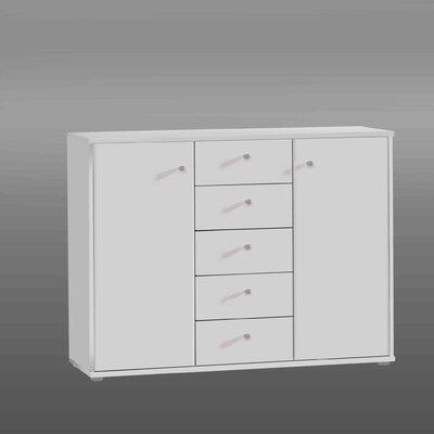 Home Etc 2 Door 5 Drawer Sideboard