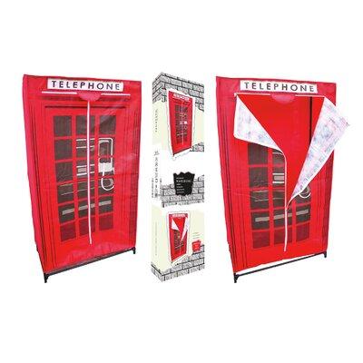 Home Etc Telephone Box Wardrobe