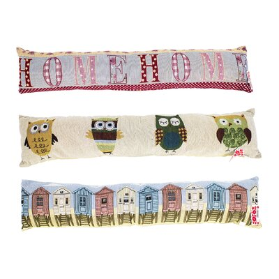 Home Etc Fabric Draught Excluder