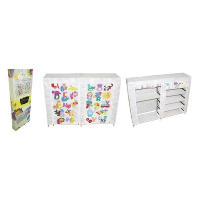 Home Etc Printed Wide 120cm Accent Shelves
