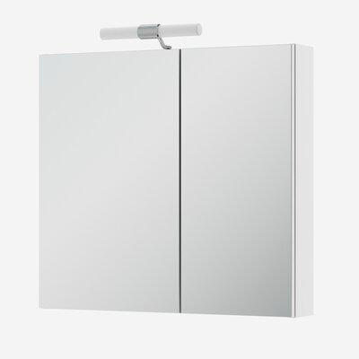 Home Etc Ardmona 2 Door Mirror Cabinet