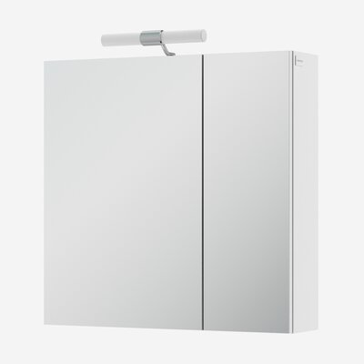 Home Etc Situla 2 Door Mirror Cabinet