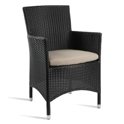 Home Etc Cecile Dining Arm Chair with Cushion