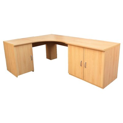 Home Etc Draco Executive Desk