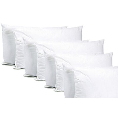 Home Etc Hollow Spiral Fibre Standard Pillow (Set of 8)